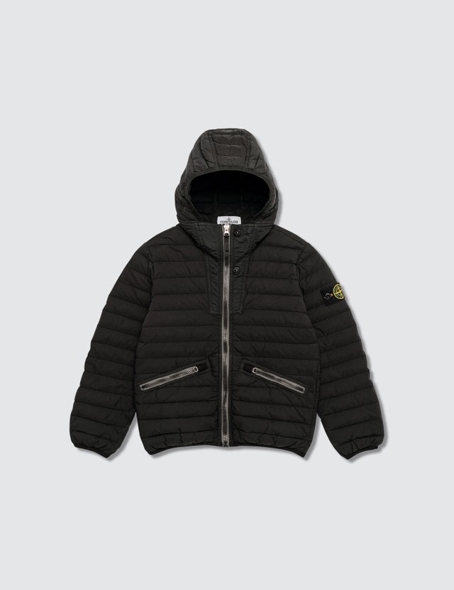 Stone Island Real Down Jacket (Kids)