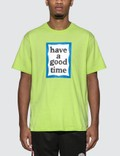 Have A Good Time Blue Frame T-Shirt Picture