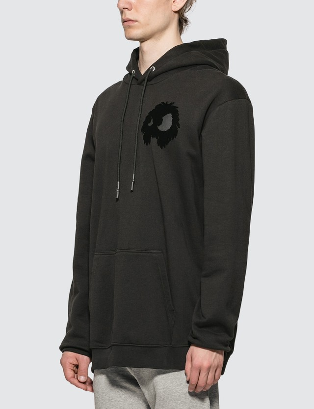 McQ Alexander McQueen Large McQ Monster Pullover Hoodie