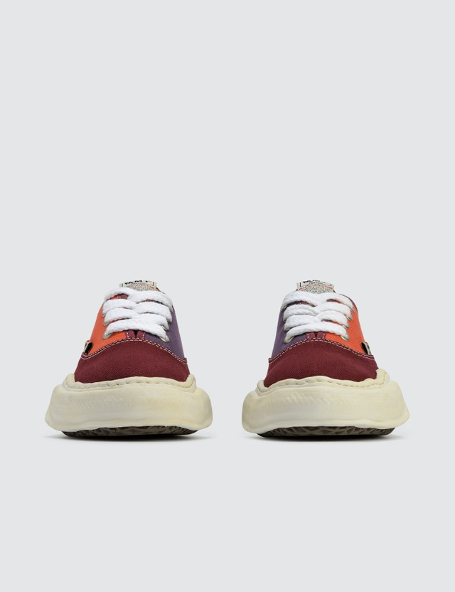 Maison Mihara Yasuhiro Original Sole Overdyed Lowcut Sneaker