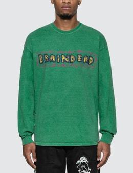 Brain Dead One Who Shouts Long Sleeve T-Shirt