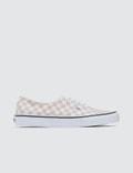 Vans UA Authentic (Checkerboard) Picutre