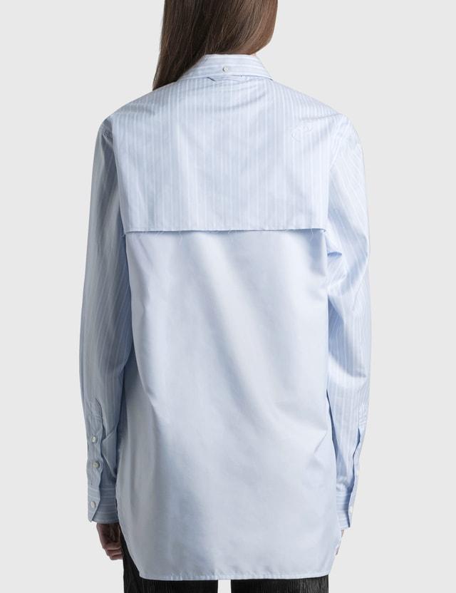 Ader Error Layered Stripe Shirt Stripe (stripe) Women