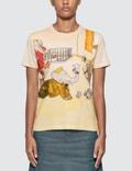 Lanvin Babar The Elephant Print T-shirt