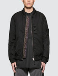 Stone Island Shadow Project Bomber Jacket Picture