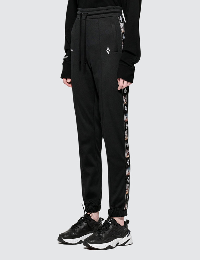 Marcelo Burlon Disney Tape Pants