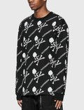 Mastermind World All Over Print Long Sleeve T-Shirt