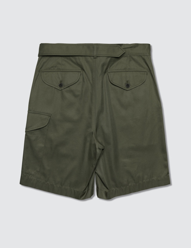 Alexander McQueen Pockets Short