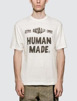 Human Made Duck Graphic Print T-shirt