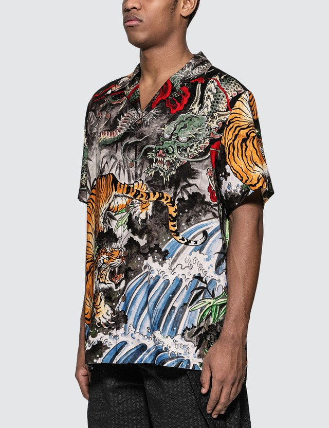 Wacko Maria Tim Lehi Hawaiian Shirt (Type-1)