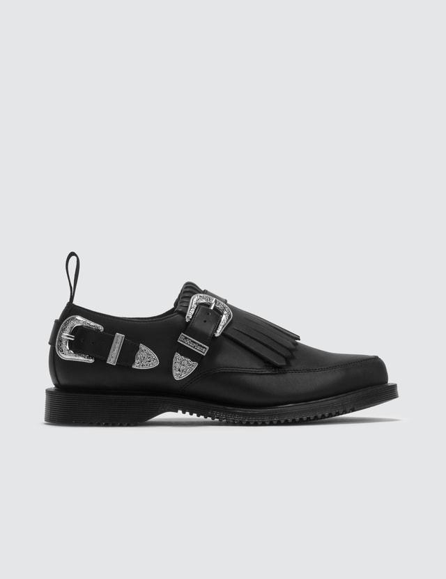 Dr. Martens Monk Shoes