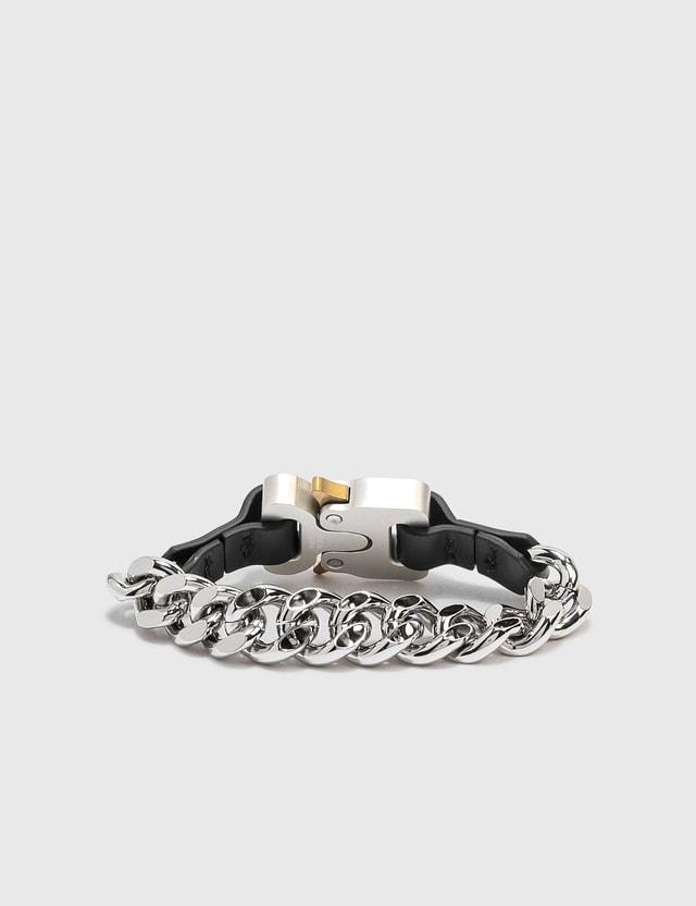 1017 ALYX 9SM Leather Details Chain Bracelet
