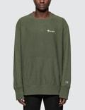 Champion Reverse Weave Deconstruction Sweatshirt Picture