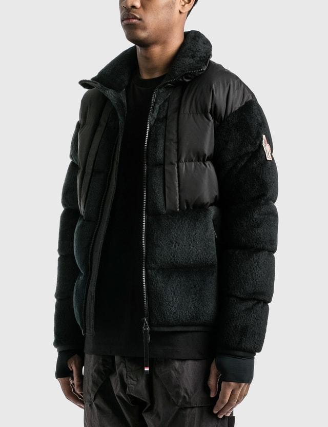 Moncler Grenoble Jacket Black Men