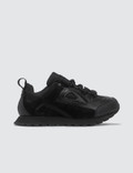 Maison Margiela Black Security Runner Low Top Sneaker Picture