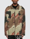 Off-White Camo Arrow Field Jacket Picutre