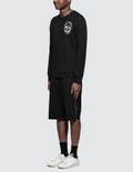Alexander McQueen Skull Logo Embroidery Sweatshirts