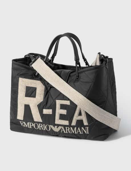 Armani R-EA Show Tote Bag