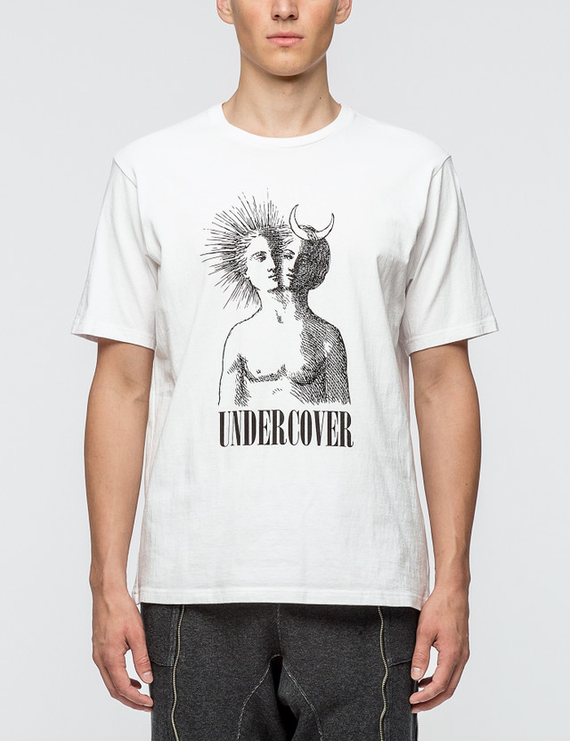 "Undercover ""2 Faces"" S/S T-Shirt"