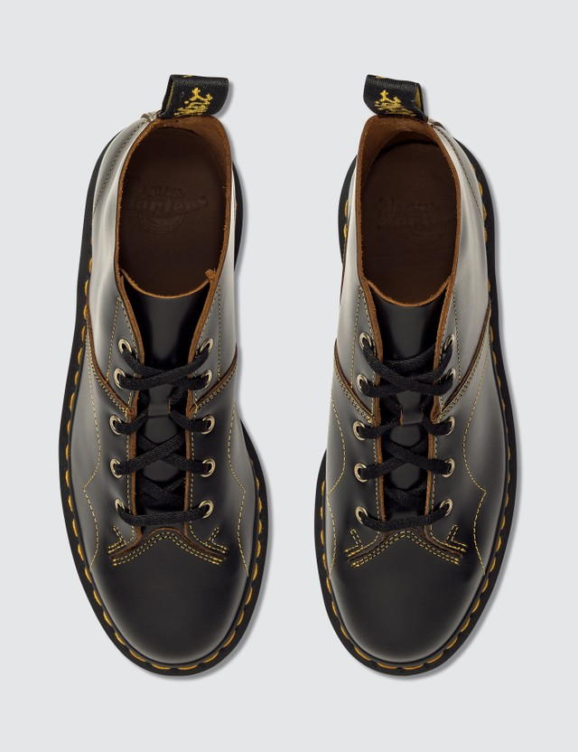 Dr. Martens Church Leather Boots