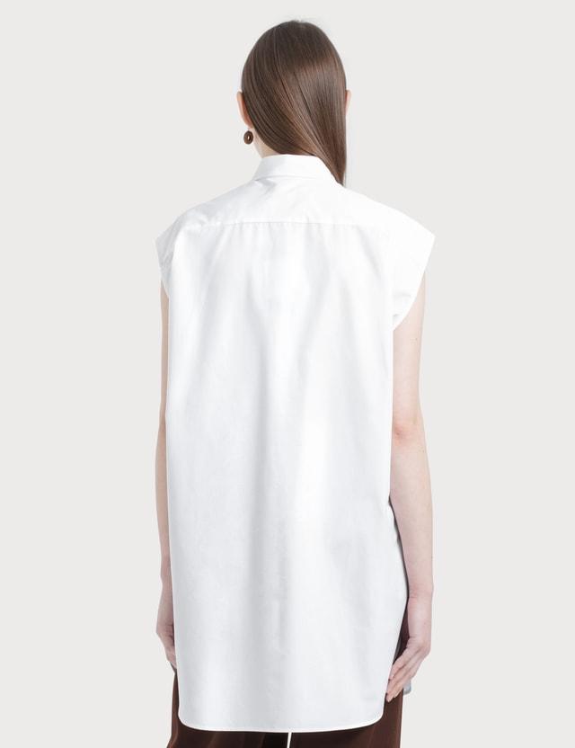 Bottega Veneta Padded Sleeveless Shirt
