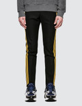 Stella McCartney Pants With Gold Piping Picutre