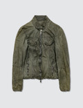 Giorgio Brato Biker Leather Jacket Picutre