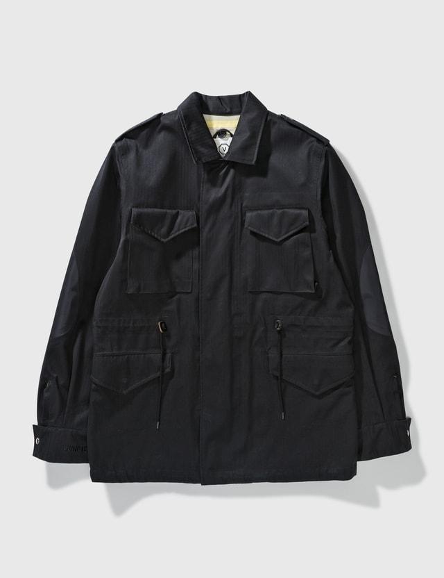 Visvim Visvim Goretex M65 Military Jacket Black Archives