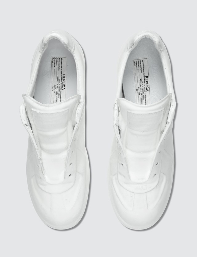 Maison Margiela Replica Low Top Dip Sneaker