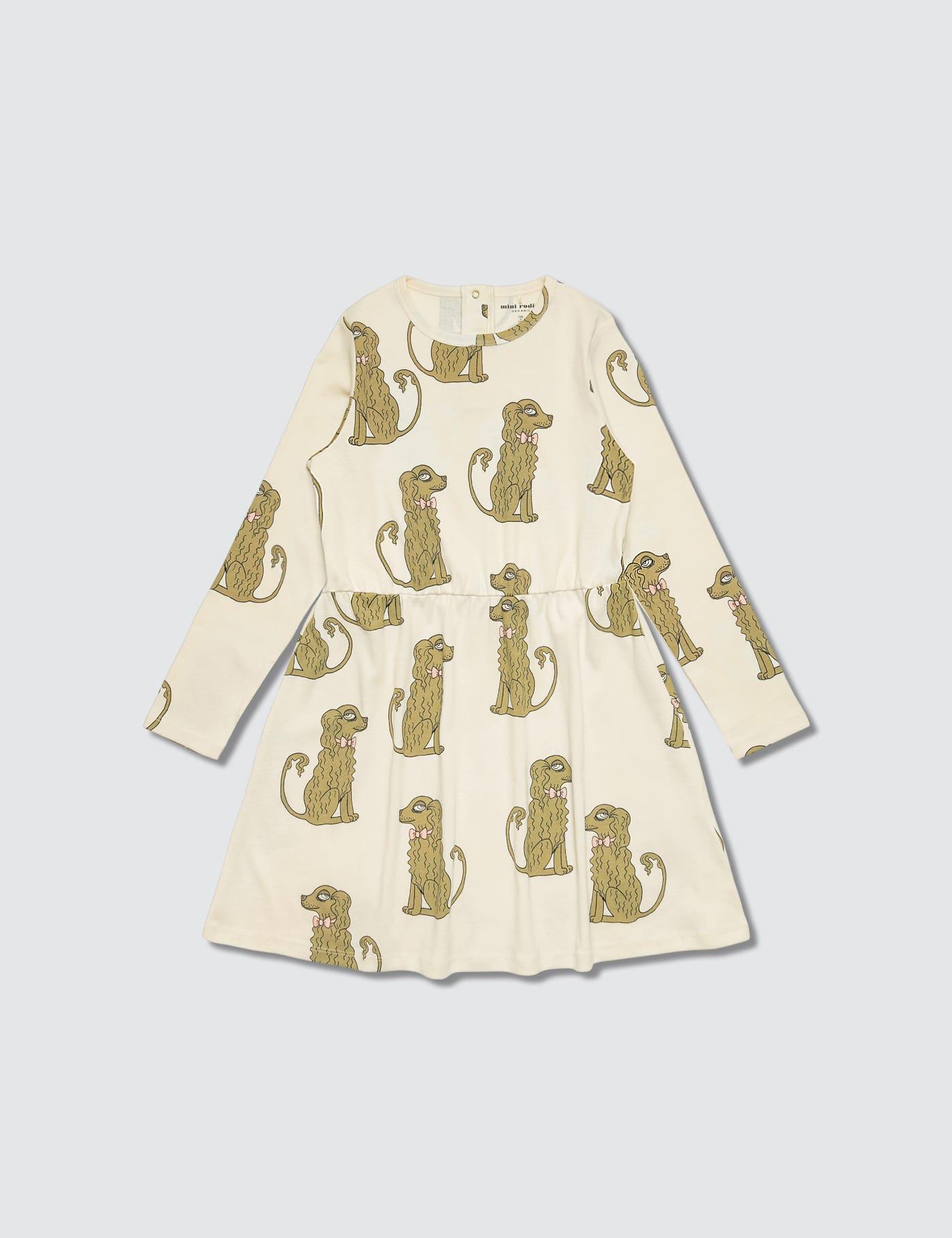 Spaniel Ls Dress