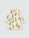 Mini Rodini Spaniel Ls Dress Picture