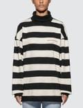 Alexander Wang Chynatown Striped Long Sleeve T-shirt Picture