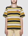 Stussy Carl Stripe T-shirt Picture