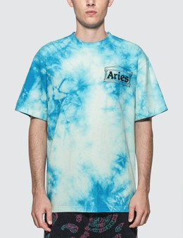 Aries Temple Tie Dye T-Shirt
