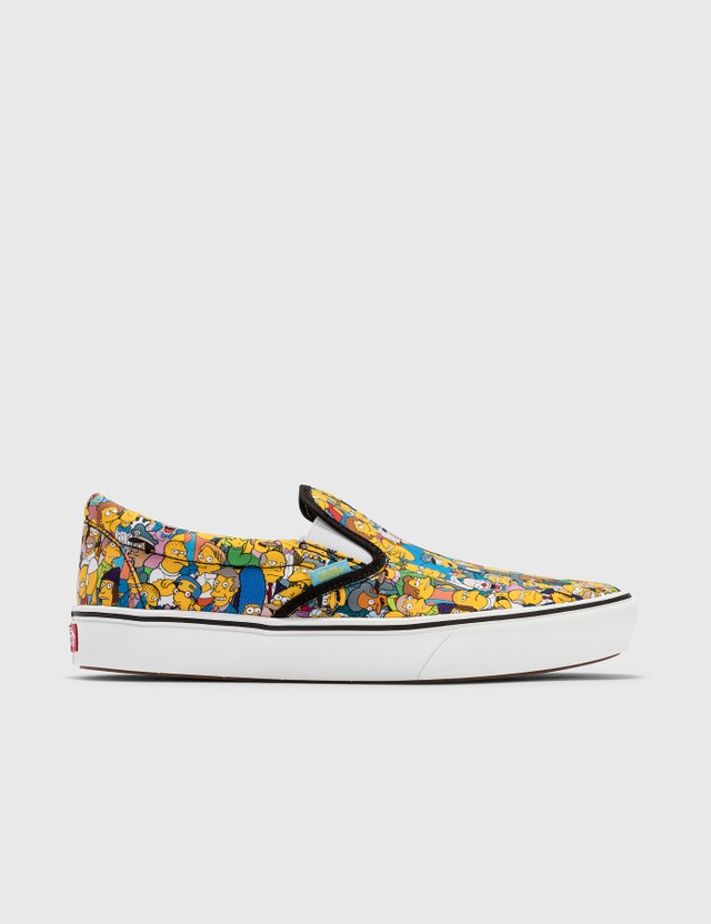 Vans The Simpsons x Vans ComfyCush Slip-On