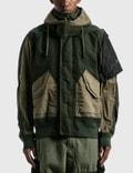 Nemen Military Bomber Jacket Picture