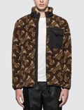 Burberry Monogram Fleece Jacquard Jacket Picture