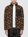 Burberry Monogram Fleece Jacquard Jacket Picutre