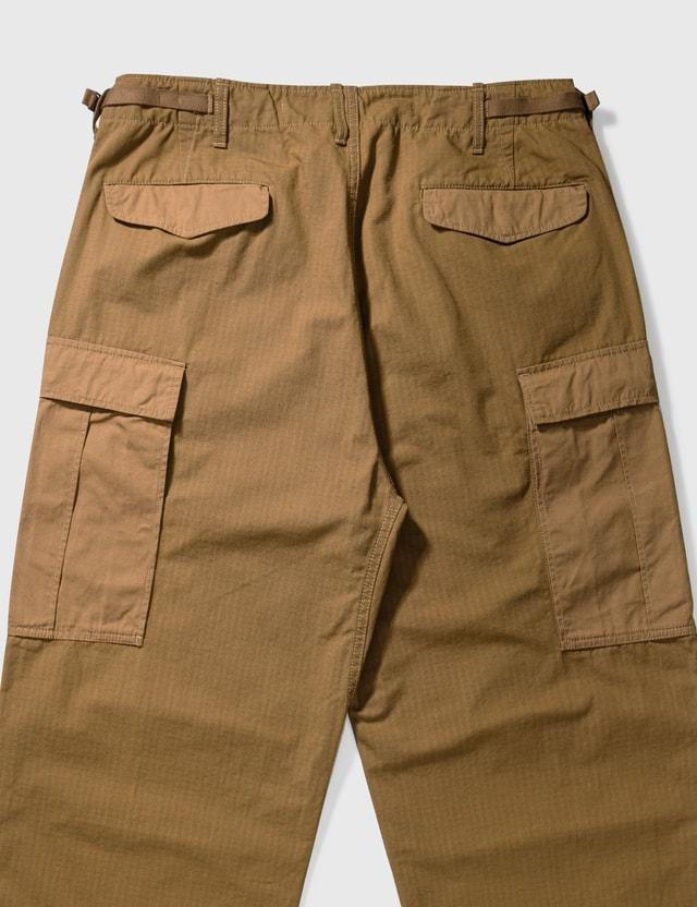 Nanamica Cargo Pants Khaki Beige Kb Men