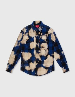Supreme Supreme Blue Check Shirt