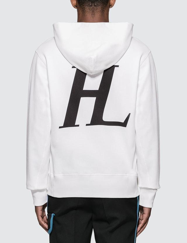 Helmut Lang Standard Logo HL Hoodie
