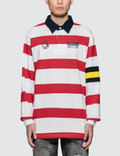 Billionaire Boys Club Speedsters L/S Polo Picture