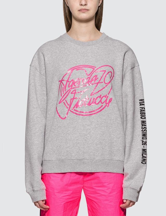 Fiorucci Agenda 79 Sweatshirt