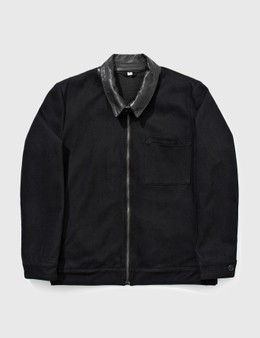 Helmut Lang Helmut Lang Leather Collar Jacket