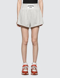 Alexander Wang.T Lightweight Terry Shorts Picture