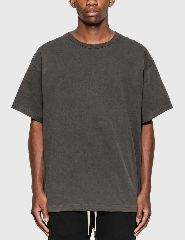 John Elliott University T-Shirt Carbon Men