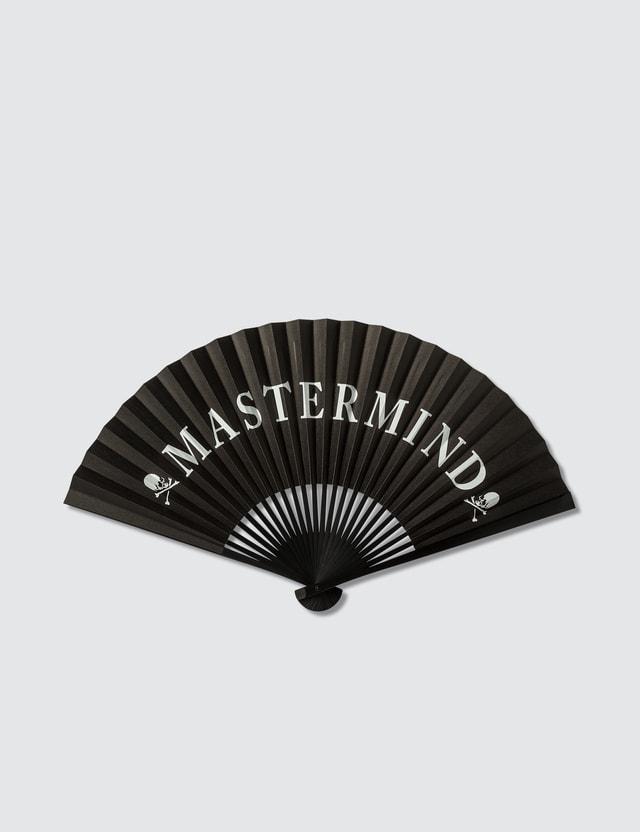 Mastermind World Folding Fan