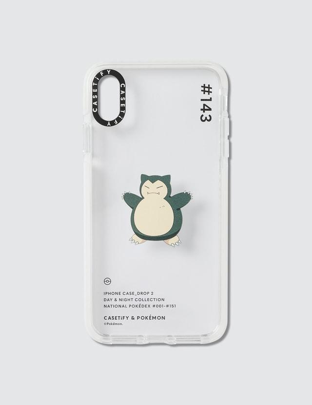 Snorlax 143 Pokédex Day Iphone XS Max Case