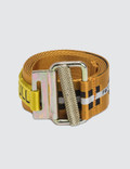 Heron Preston KK Handle Jacquard Tape Belt Picture