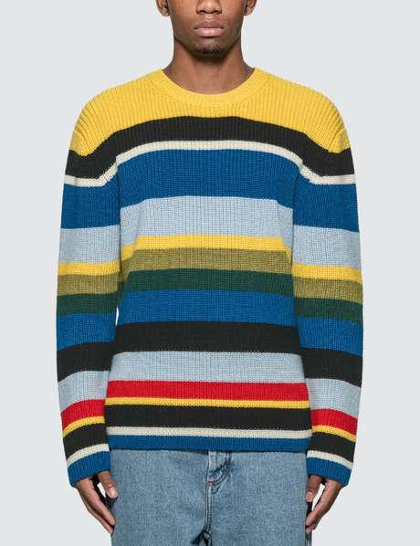 5fde90bc51 Loewe · ELN Stripe Sweater